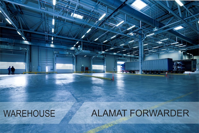 Jasa alamat forwarder UK