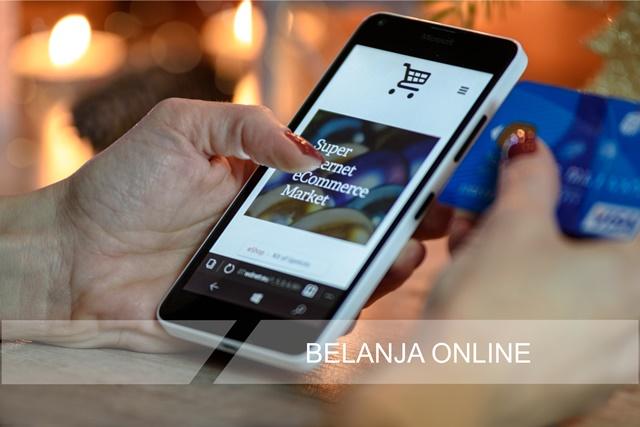 Cara Belanja Online di Ecommerce Ebay Amazon Aliexpress dan Situs Lainnya